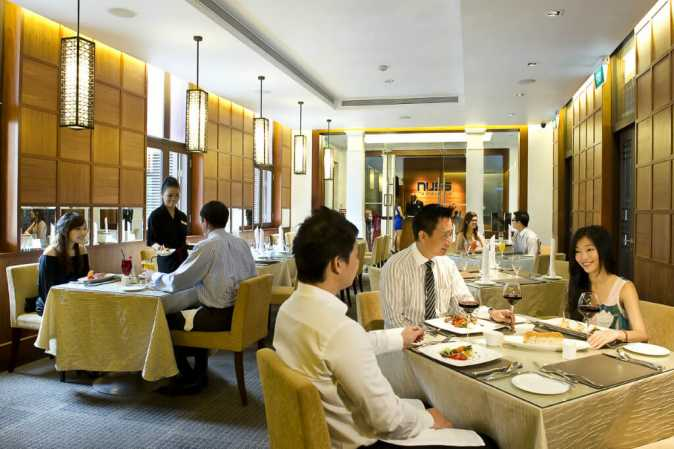 The Dunearn Restaurant Singapore
