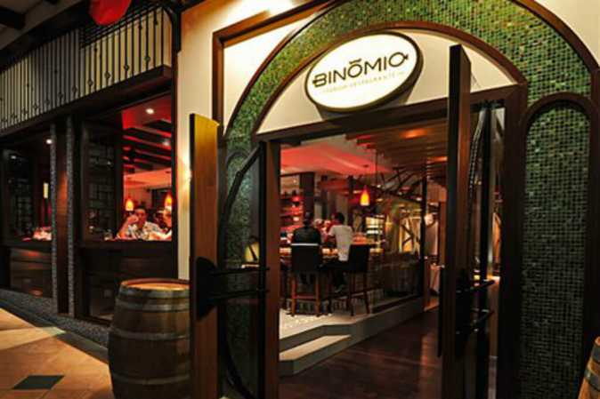 Binomio Singapore