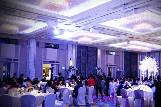 Shangri-La Tower Ballroom Singapore