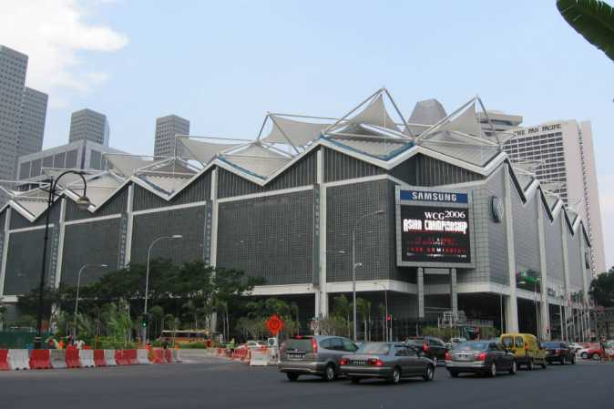 Suntec Singapore Convention & Exhibition Centre Singapore