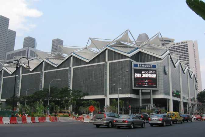 Suntec Singapore Convention & Exhibition Centre Singapore