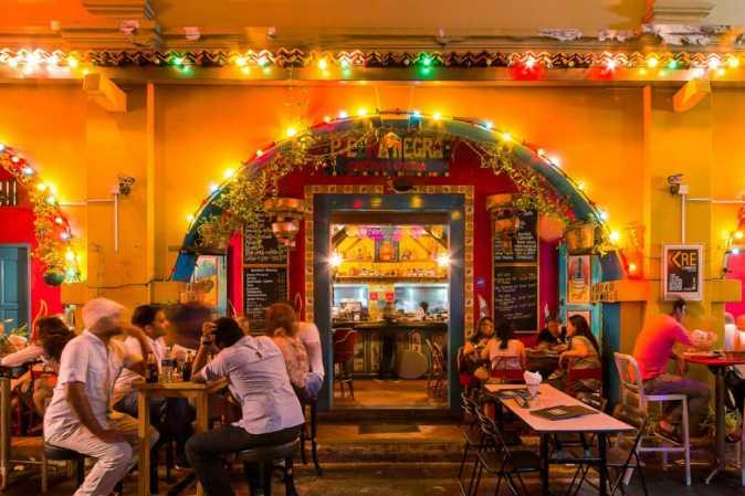 BLU JAZ CAFE Singapore