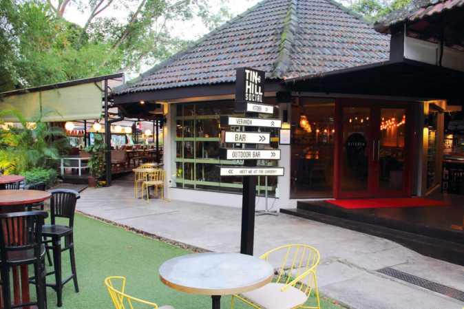 Tin Hill Social Singapore