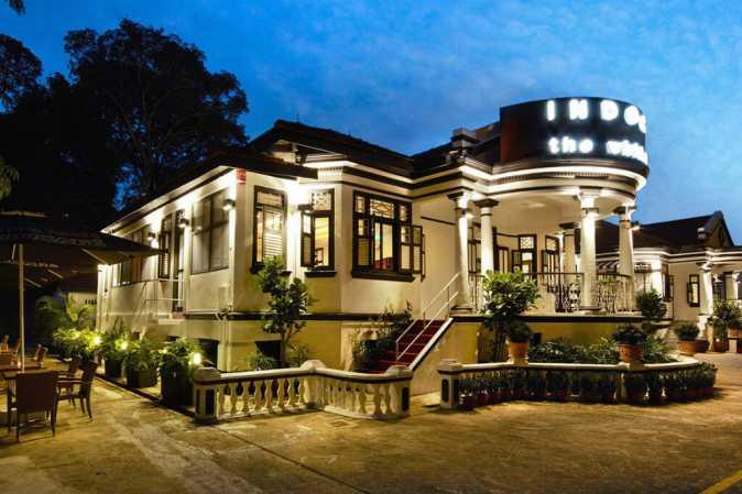 Indocafe – the white house Singapore