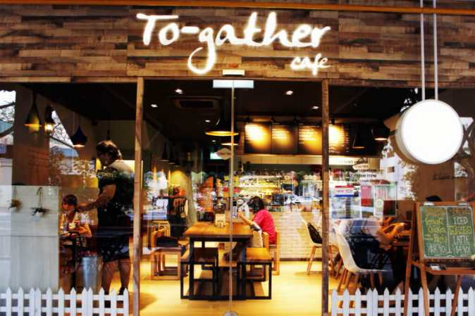 To-gather Café Singapore