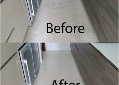 Before And After Kicthen Cleaning
