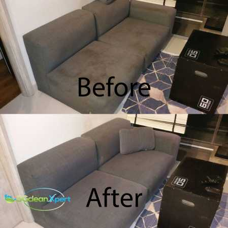 Elegant Here Is What SGcleanXpert Does To Get Your Fabric Sofa Clean