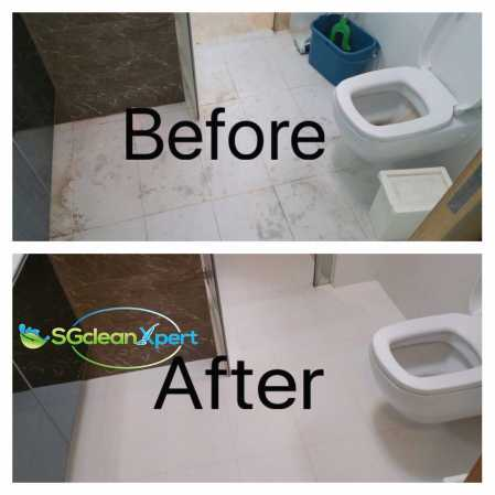 Toilet Cleaning Services Singapore Scrubbing And Sanitizing - Bathroom steam cleaning service