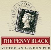 Kitchen Cleaning Penny Black
