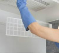 Ventilation clean