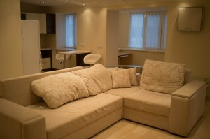 fabric sofa cleaning service