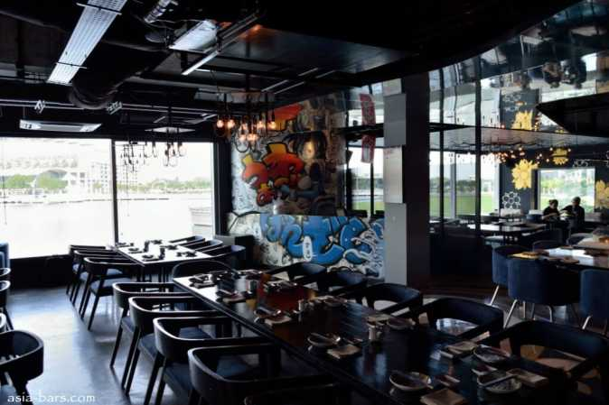 Kinki Restaurant + Bar Singapore