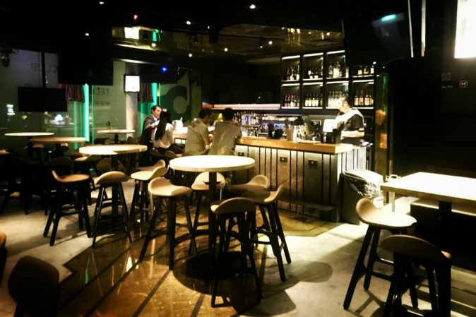 Osg Bar Singapore Event Location