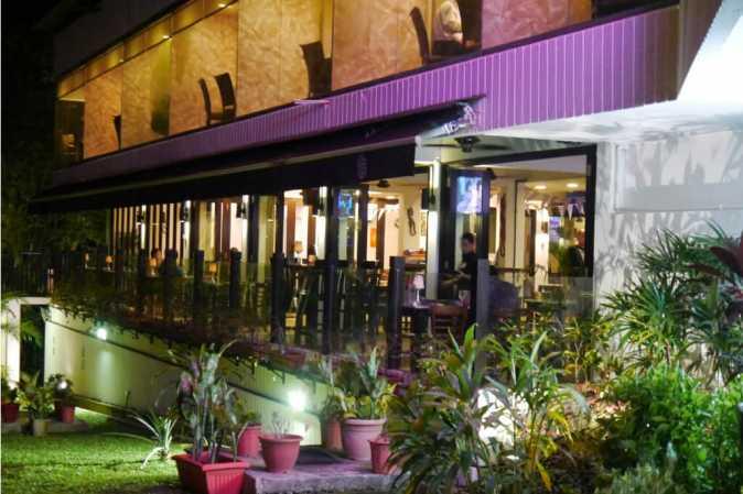 Tree Lizard Restaurant & Bar Singapore