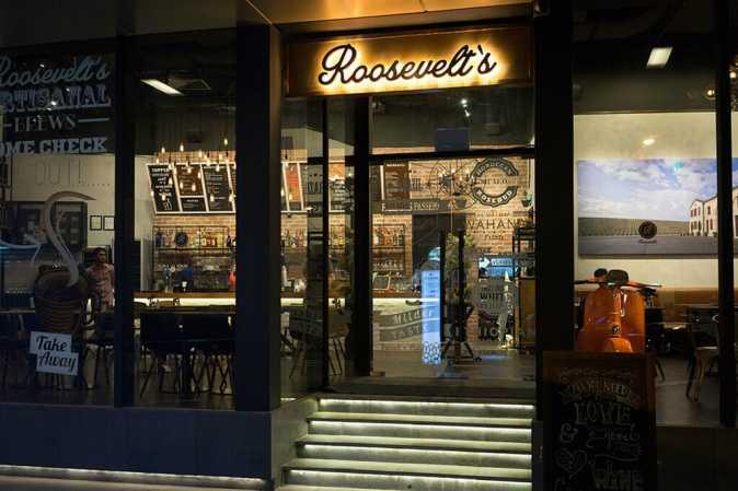 Roosevelt's Diner & Bar Singapore