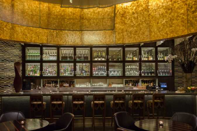 The Bar at Waku Ghin Singapore