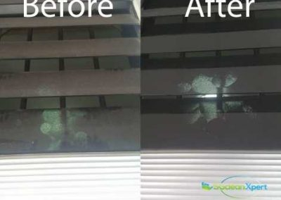 Before & After Window Cleaning