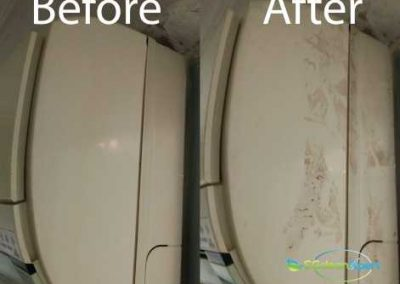 Before & After Aircon Cleaning