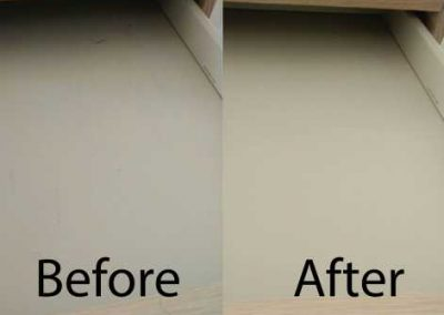 Before & After Cabinet Cleaning
